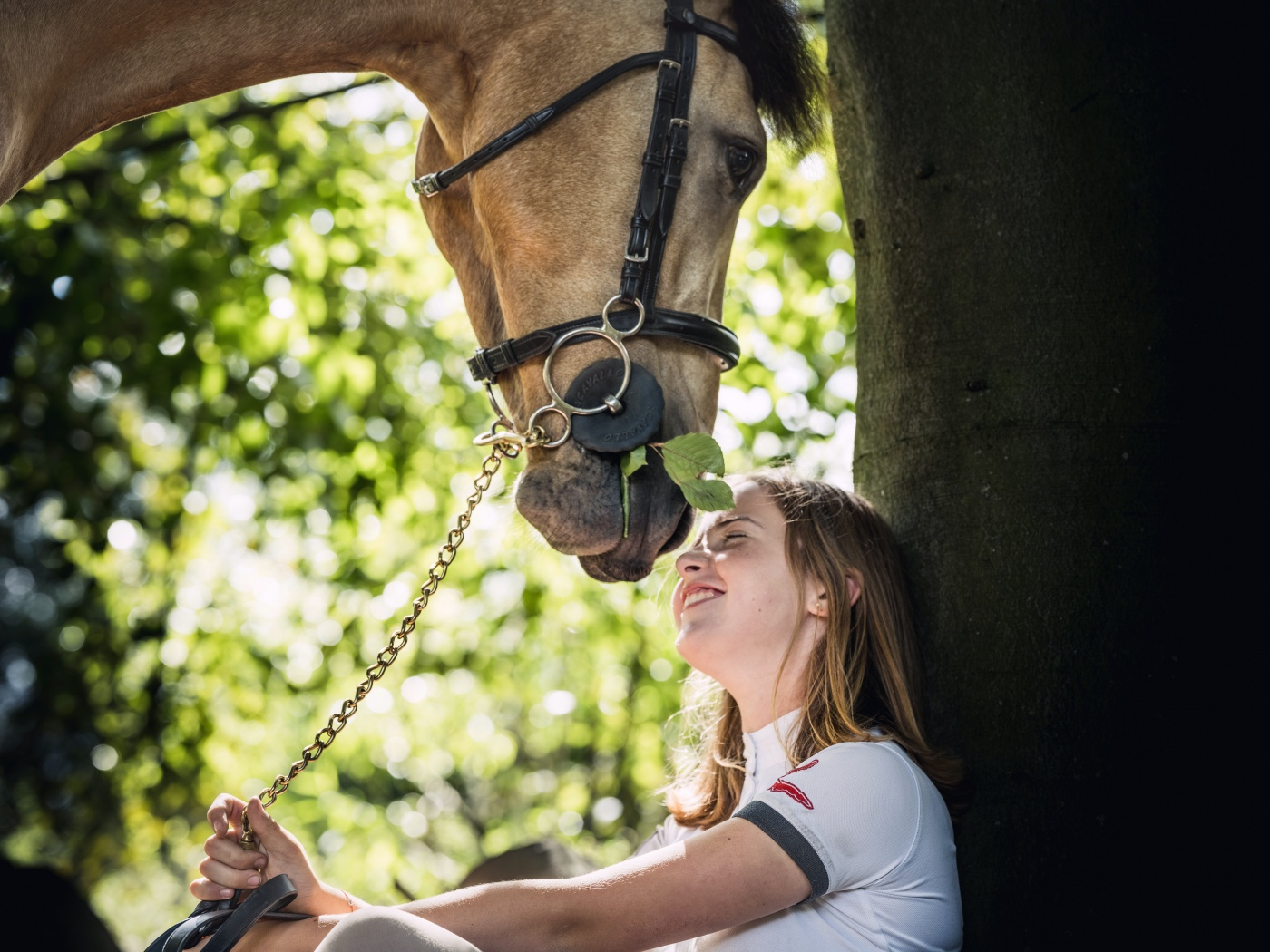 When you love your horse this much....only Equitex will do