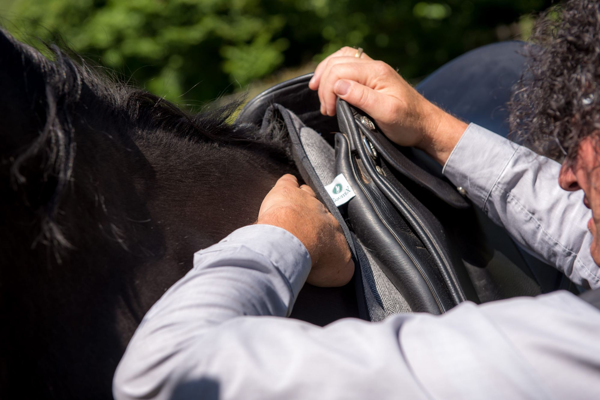 Giving your saddle an exceptional fit